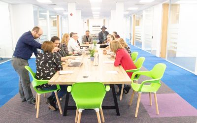What Are The Benefits Of A Shared Workspace?